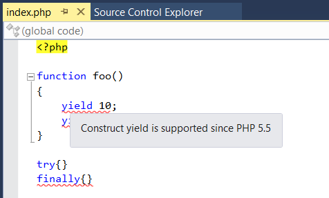 PHP 5.5 compatibility