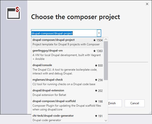 composer list